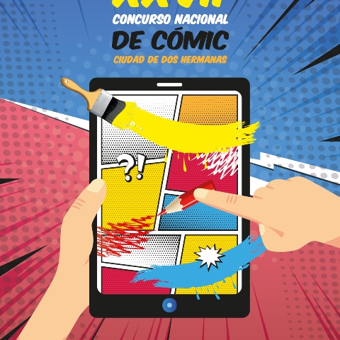 Poster A3 Comic rectificado